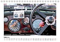 Oldtimer - Cockpits vergangener Zeiten (Tischkalender 2019 DIN A5 quer) - Produktdetailbild 3