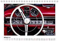 Oldtimer - Cockpits vergangener Zeiten (Tischkalender 2019 DIN A5 quer) - Produktdetailbild 1