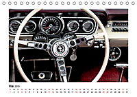 Oldtimer - Cockpits vergangener Zeiten (Tischkalender 2019 DIN A5 quer) - Produktdetailbild 5