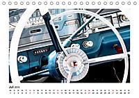 Oldtimer - Cockpits vergangener Zeiten (Tischkalender 2019 DIN A5 quer) - Produktdetailbild 7