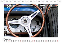 Oldtimer - Cockpits vergangener Zeiten (Tischkalender 2019 DIN A5 quer) - Produktdetailbild 8