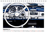 Oldtimer - Cockpits vergangener Zeiten (Tischkalender 2019 DIN A5 quer) - Produktdetailbild 12