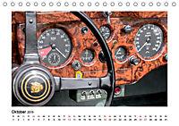 Oldtimer - Cockpits vergangener Zeiten (Tischkalender 2019 DIN A5 quer) - Produktdetailbild 10
