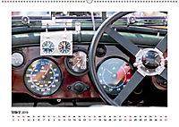 Oldtimer - Cockpits vergangener Zeiten (Wandkalender 2019 DIN A2 quer) - Produktdetailbild 3