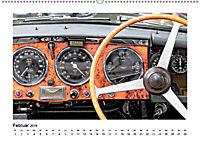 Oldtimer - Cockpits vergangener Zeiten (Wandkalender 2019 DIN A2 quer) - Produktdetailbild 2