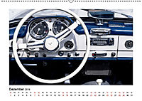 Oldtimer - Cockpits vergangener Zeiten (Wandkalender 2019 DIN A2 quer) - Produktdetailbild 12
