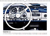 Oldtimer - Cockpits vergangener Zeiten (Wandkalender 2019 DIN A4 quer) - Produktdetailbild 12