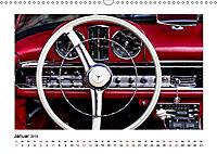 Oldtimer - Cockpits vergangener Zeiten (Wandkalender 2019 DIN A3 quer) - Produktdetailbild 1