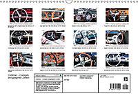 Oldtimer - Cockpits vergangener Zeiten (Wandkalender 2019 DIN A3 quer) - Produktdetailbild 13