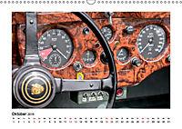 Oldtimer - Cockpits vergangener Zeiten (Wandkalender 2019 DIN A3 quer) - Produktdetailbild 10