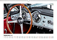 Oldtimer - Cockpits vergangener Zeiten (Wandkalender 2019 DIN A3 quer) - Produktdetailbild 9