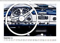 Oldtimer - Cockpits vergangener Zeiten (Wandkalender 2019 DIN A3 quer) - Produktdetailbild 12
