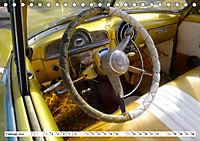 OLDTIMER GOLD - Goldstücke auf Rädern (Tischkalender 2019 DIN A5 quer) - Produktdetailbild 2