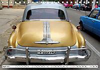 OLDTIMER GOLD - Goldstücke auf Rädern (Tischkalender 2019 DIN A5 quer) - Produktdetailbild 4