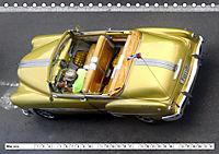 OLDTIMER GOLD - Goldstücke auf Rädern (Tischkalender 2019 DIN A5 quer) - Produktdetailbild 5
