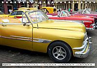 OLDTIMER GOLD - Goldstücke auf Rädern (Tischkalender 2019 DIN A5 quer) - Produktdetailbild 8