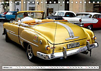 OLDTIMER GOLD - Goldstücke auf Rädern (Tischkalender 2019 DIN A5 quer) - Produktdetailbild 10