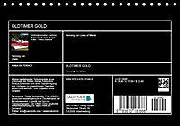 OLDTIMER GOLD - Goldstücke auf Rädern (Tischkalender 2019 DIN A5 quer) - Produktdetailbild 13