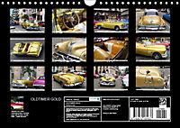 OLDTIMER GOLD - Goldstücke auf Rädern (Wandkalender 2019 DIN A4 quer) - Produktdetailbild 13