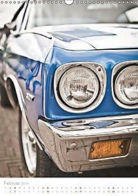 Oldtimer im Detail - Old Vintage Cars 2019 (Wandkalender 2019 DIN A3 hoch) - Produktdetailbild 2