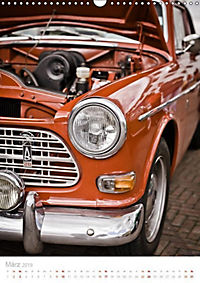Oldtimer im Detail - Old Vintage Cars 2019 (Wandkalender 2019 DIN A3 hoch) - Produktdetailbild 3