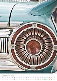 Oldtimer im Detail - Old Vintage Cars 2019 (Wandkalender 2019 DIN A3 hoch) - Produktdetailbild 12