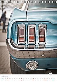Oldtimer im Detail - Old Vintage Cars 2019 (Tischkalender 2019 DIN A5 hoch) - Produktdetailbild 5