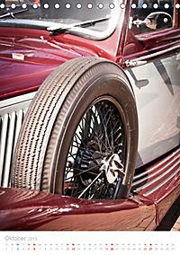Oldtimer im Detail - Old Vintage Cars 2019 (Tischkalender 2019 DIN A5 hoch) - Produktdetailbild 10