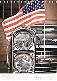 Oldtimer im Detail - Old Vintage Cars 2019 (Tischkalender 2019 DIN A5 hoch) - Produktdetailbild 4