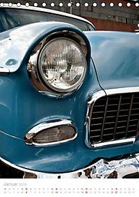 Oldtimer im Detail - Old Vintage Cars 2019 (Tischkalender 2019 DIN A5 hoch) - Produktdetailbild 1