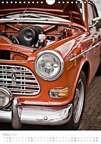 Oldtimer im Detail - Old Vintage Cars 2019 (Wandkalender 2019 DIN A4 hoch) - Produktdetailbild 3