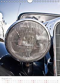 Oldtimer im Detail - Old Vintage Cars 2019 (Wandkalender 2019 DIN A4 hoch) - Produktdetailbild 8