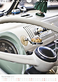 Oldtimer im Detail - Old Vintage Cars 2019 (Wandkalender 2019 DIN A4 hoch) - Produktdetailbild 11