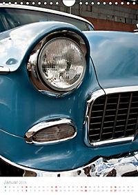Oldtimer im Detail - Old Vintage Cars 2019 (Wandkalender 2019 DIN A4 hoch) - Produktdetailbild 1