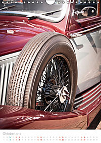 Oldtimer im Detail - Old Vintage Cars 2019 (Wandkalender 2019 DIN A4 hoch) - Produktdetailbild 10