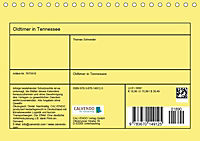 Oldtimer in Tennessee (Tischkalender 2019 DIN A5 quer) - Produktdetailbild 13
