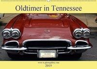 Oldtimer in Tennessee (Wandkalender 2019 DIN A2 quer), Thomas Schroeder