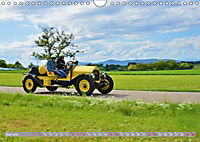 Oldtimer in voller Fahrt (Wandkalender 2019 DIN A4 quer) - Produktdetailbild 6