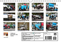 Oldtimer - Klassiker mit Seele (Wandkalender 2019 DIN A4 quer) - Produktdetailbild 13