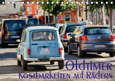 Oldtimer - Kostbarkeiten auf Rädern (Tischkalender 2019 DIN A5 quer), Thomas Bartruff