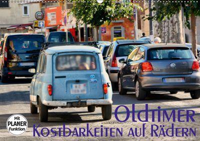 Oldtimer - Kostbarkeiten auf Rädern (Wandkalender 2019 DIN A2 quer), Thomas Bartruff
