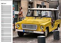 Oldtimer - Kostbarkeiten auf Rädern (Wandkalender 2019 DIN A2 quer) - Produktdetailbild 7