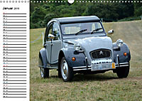 Oldtimer - Kostbarkeiten auf Rädern (Wandkalender 2019 DIN A3 quer) - Produktdetailbild 1