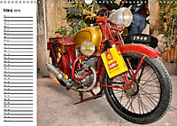 Oldtimer - Kostbarkeiten auf Rädern (Wandkalender 2019 DIN A3 quer) - Produktdetailbild 3
