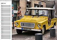 Oldtimer - Kostbarkeiten auf Rädern (Wandkalender 2019 DIN A3 quer) - Produktdetailbild 7
