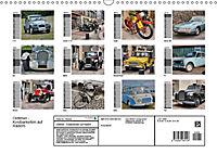 Oldtimer - Kostbarkeiten auf Rädern (Wandkalender 2019 DIN A3 quer) - Produktdetailbild 13