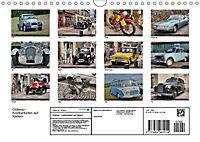 Oldtimer - Kostbarkeiten auf Rädern (Wandkalender 2019 DIN A4 quer) - Produktdetailbild 13