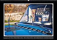Oldtimer perfekt insziniert (Wandkalender 2019 DIN A2 quer) - Produktdetailbild 11