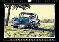Oldtimer perfekt insziniert (Wandkalender 2019 DIN A4 quer) - Produktdetailbild 2