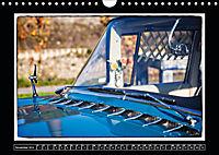 Oldtimer perfekt insziniert (Wandkalender 2019 DIN A4 quer) - Produktdetailbild 11